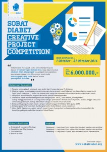 Creative Project Competition WDD 2016
